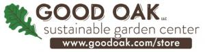logo of good oak landscaping company