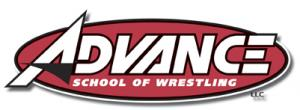 logo for Advance Wrestling